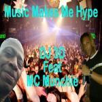 Music makes me hpye